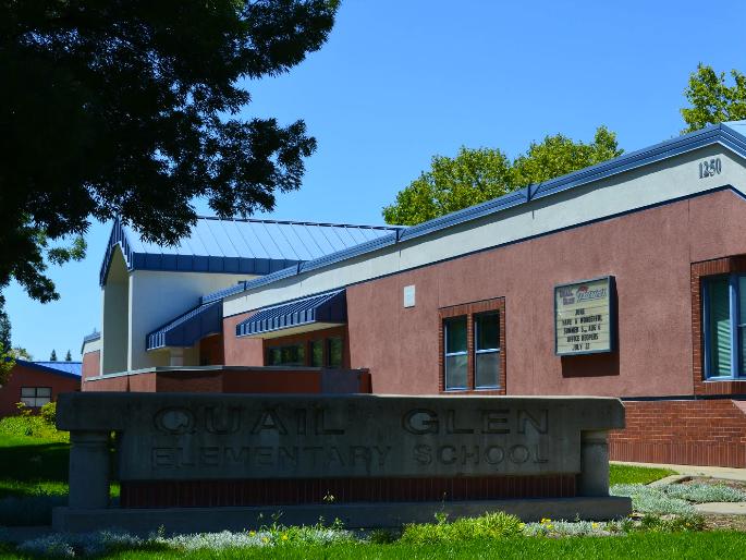 Quail Glen Elementary The Roseville Lifestyle Guide