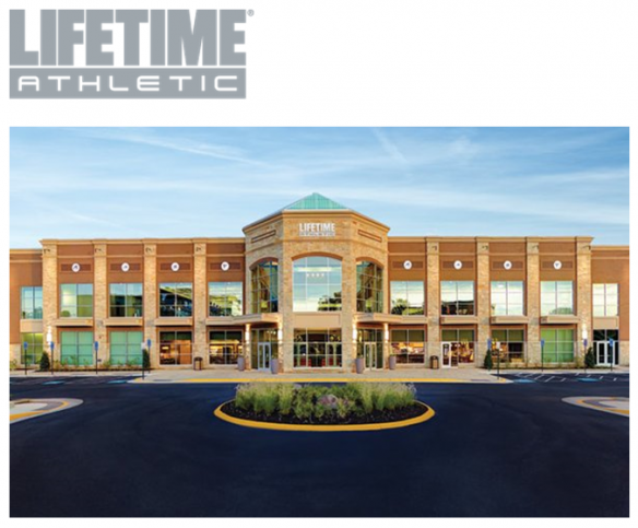 Life Time Athletic Roseville